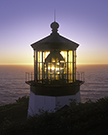 Cape Meares Sunset I